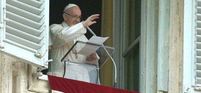 Папата: Телото не е затвор за душата