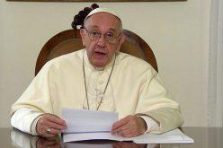 Папата упати видео порака до младите Кубанци