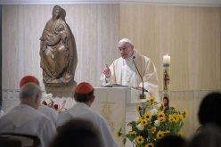 Папата: Да бидеме отворени за Светиот Дух