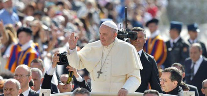 Апел на папата Фрањо за средбата на корејските лидери