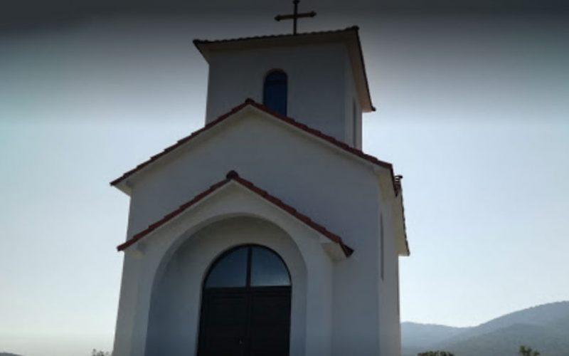 """Најава: Благослов на возобновеното светилиште """"Мајка Божја Утешителка """" во Паљурци"""