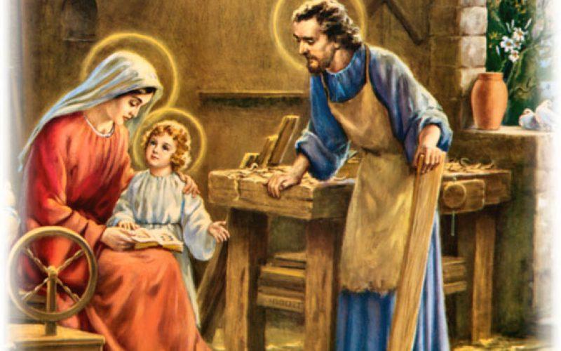 Свети Јосиф Работник