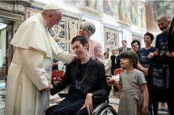Папата: Љубовта знае како да го најде доброто