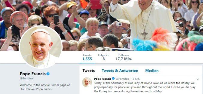 Папата: Работата е темелен аспект на човечкото постоење