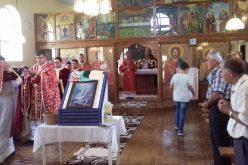 Прославен патрониот празник во Чанаклија