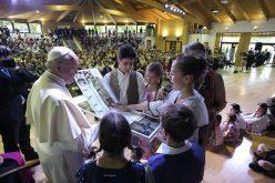 Папата ја посети Номаделфија