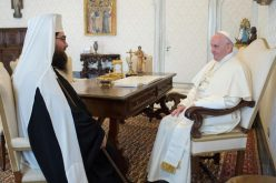Папата Фрањо го прими митрополитот Растислав