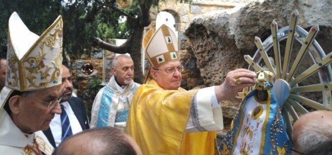 Кардинал Сандри во Либан: Војните секогаш ги погодуваат најслабите