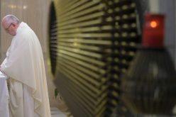Папата: Бог е добар и милосрден