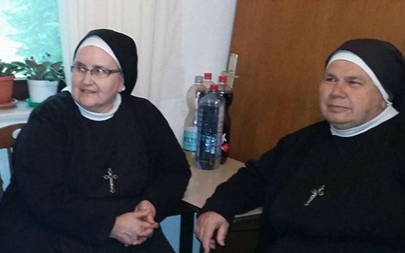 Духовни вежби на сестрите Евхаристинки