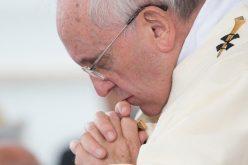 Папата повика на мир во Светата Земја и на Блискиот Исток
