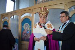 Проповед на епископот Стојанов: Марија Утешителка
