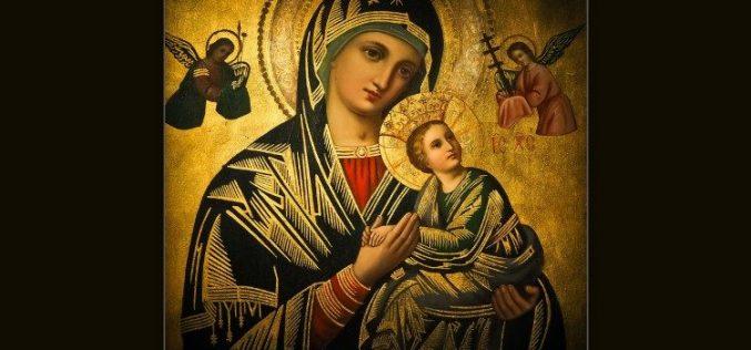 Марија Мајка на Црквата