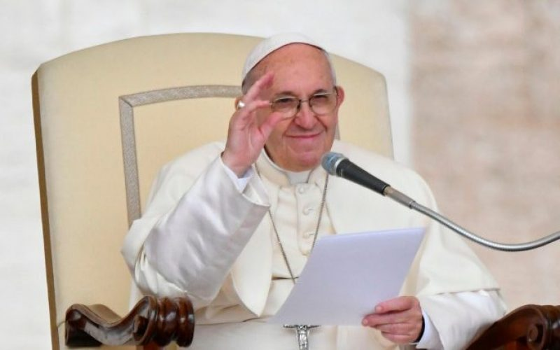 Папата: Без силата на Светиот Дух не можеме ништо да направиме