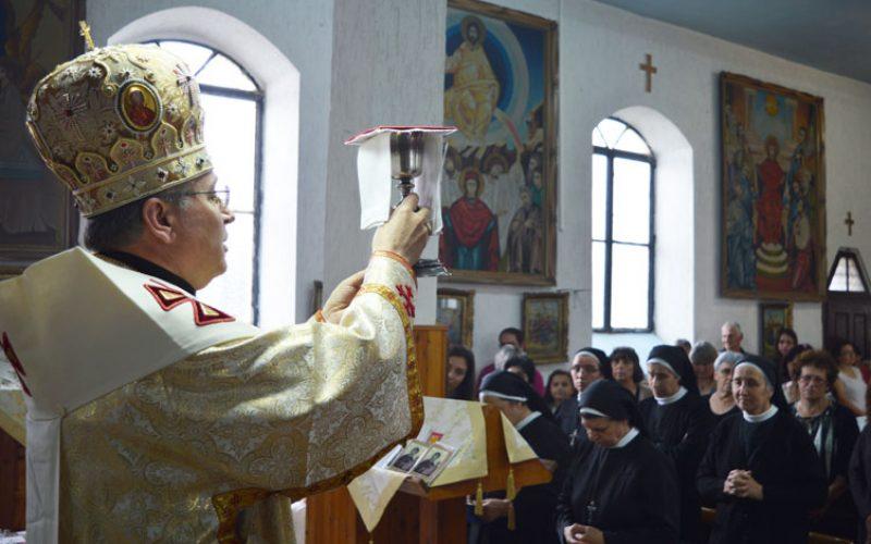 Со архиерејска Литургија во Богданци прославен патрониот празник на црквата