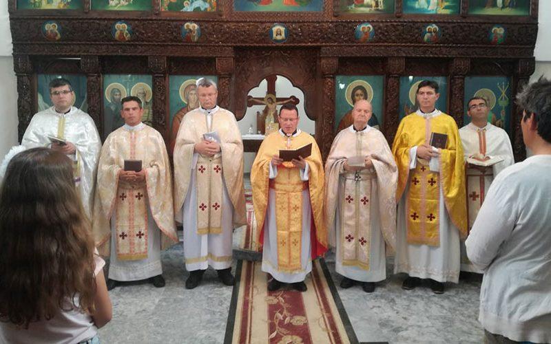 Прославен патрониот празник на црквата во Петралинци