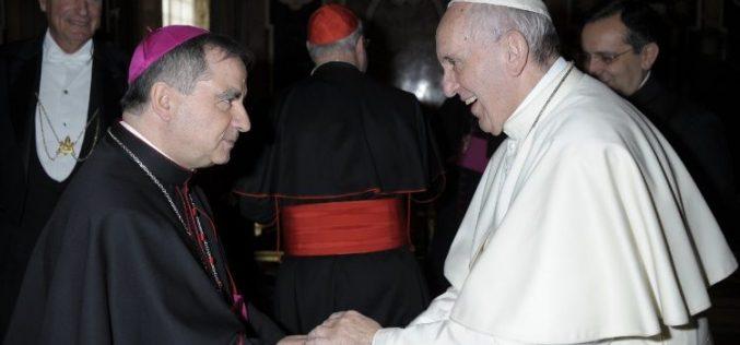 Надбискупот Бекиу именуван за нов префект на Конгрегацијата за прогласување на светци