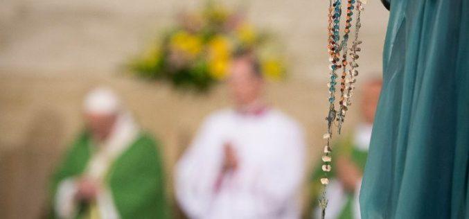 Бројаницата: Молитва на срцето за папата Фрањо