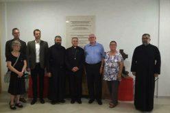 Бискупот Стојанов го прими директорот на Шведска агенција за поддршка на верските заедници