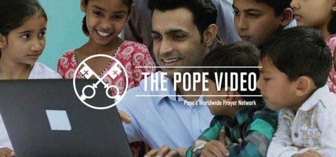 Молитвена накана на папата Фрањо за месец јуни