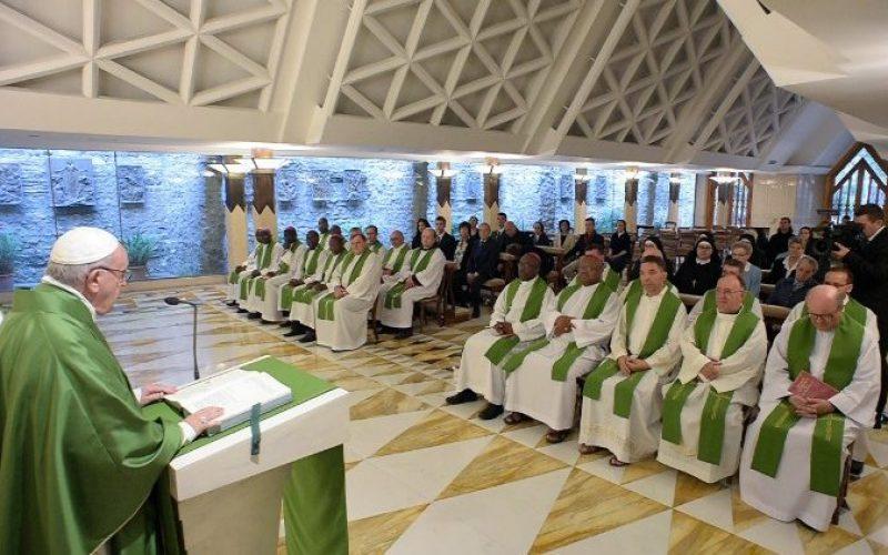 Папата: Да се сеќаваме на средбата со Исус