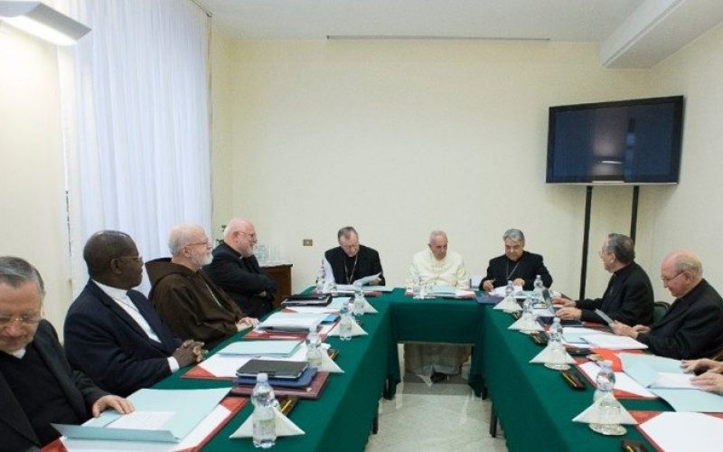 Започна 25. седница на Кардиналскиот совет