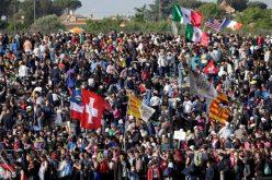 Папата: Не смееме да го заборавиме насилството и болката од холокаустот
