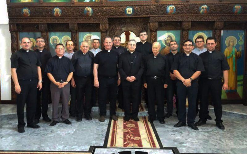 Петралинци: Духовна обнова за свештениците од Струмичко-скопската епархија