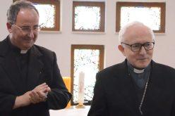 Видео: Воздигање на Апостолскиот егзархат во Епархија
