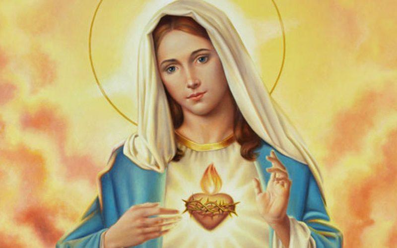 Безгрешно Срце Мариино