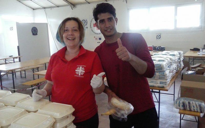 Македонски Каритас: Да го споделиме патувањето