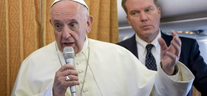 Папата Фрањо: Екуменизмот и прозелитизмот не одат заедно