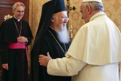 Папата Фрањо повика на молитва за екуменската средба во Бари