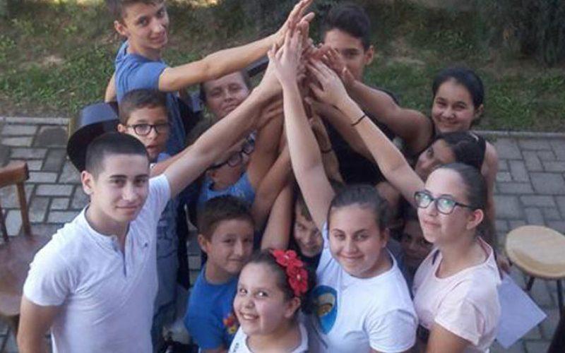 Струмица: Летен камп за деца и млади