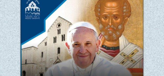 Екуменска молитвена иницијатива на Папата за христијаните на Блискиот Исток