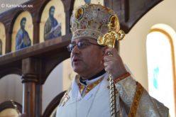 Најава: Епископот Стојанов на празникот Раѓање на свети Иван Крстител ќе служи Литургија во Струмица