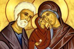 Свети Јоаким и Ана, родители на Пресвета Богородица
