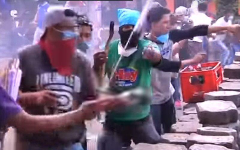 Никарагва: Во име на Папата Апостолскиот нунциј повикува на мир