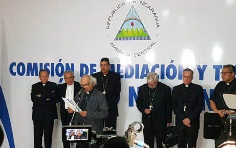 Папата Фрањо се моли за Никарагва