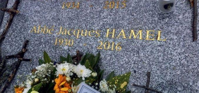 Пред две години е убиен отец Жак Хамел