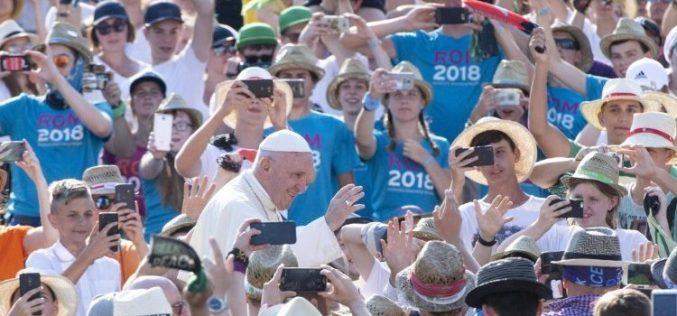Министранти од цел свет се сретнаа со Папата