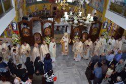 Прославен патрониот празник во Радово
