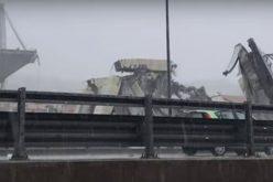 Молитва за жртвите од урнатиот мост во Џенова