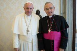 Надбискупот Едгар Пења Пара нов заменик за општи работи во Државниот секретаријат