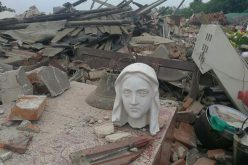 Кина: Срушија црква за да изградат парк