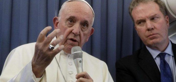 Папата: Во Ирска видов голема вера
