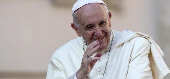 Папата: Семејството како елоквентен знак на Божјиот сон