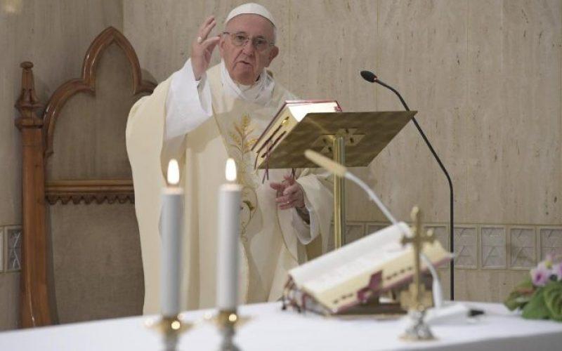 Папата: Да се биде милосрден е христијански стил