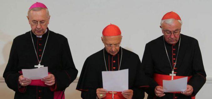 Солидарност на европските епископи со Папата