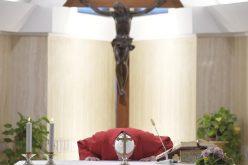 Папата: Крстот нѐ учи да не се плашиме од поразот
